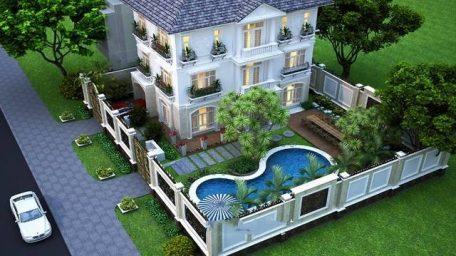 [Hỏi đáp] Công ty thiết kế biệt thự tại Hưng Yên?