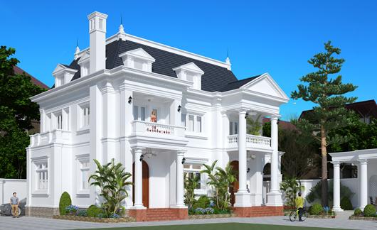Công ty thiết kế biệt thự tại Bắc Ninh